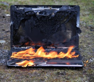 Your Lenovo Laptop Power Cord Could Be Ready to Burst into Flames