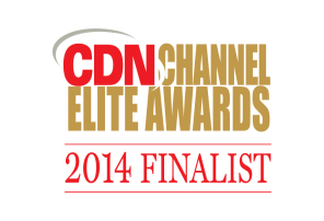 CDN Channel Elite Awards 2014 Finalist